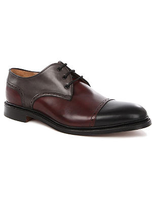 JOSEPH CHEANEY Gower Derby toecap shoes