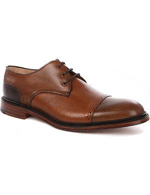 JOSEPH CHEANEY Gower Derby toecap shoes