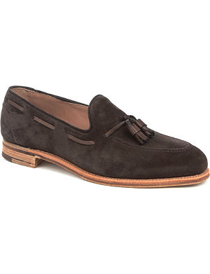 JOSEPH CHEANEY Harry tasseled loafers