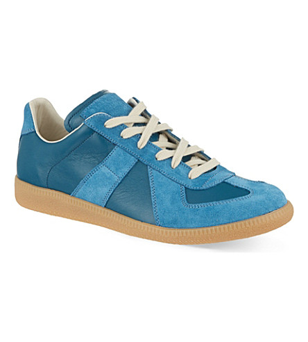 MAISON MARGIELA Replica Lo trainers (Blue