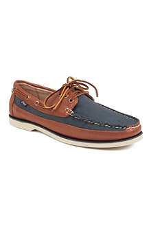 RALPH LAUREN Bienne boat shoes