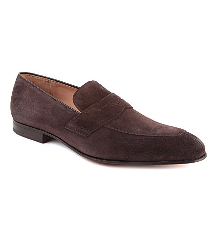 CHURCH Hayes penny loafers (Brown