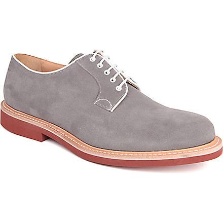 CHURCH Fulbeck micro Derby shoes (Grey
