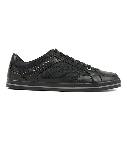 BOSS Apache 4 tennis trainers (Black