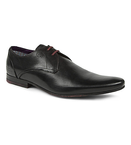 TED BAKER Patrii derby shoes (Black