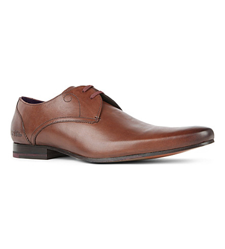 TED BAKER Patrii Derby shoes (Brown