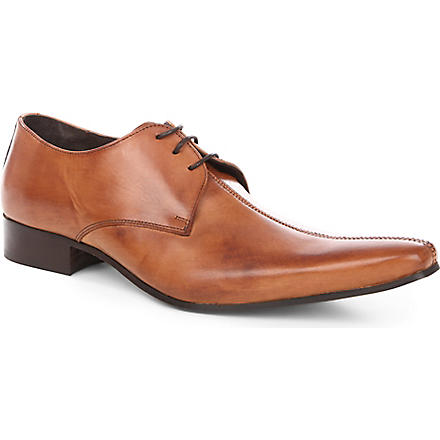 KG BY KURT GEIGER Windsor Derby shoes (Tan