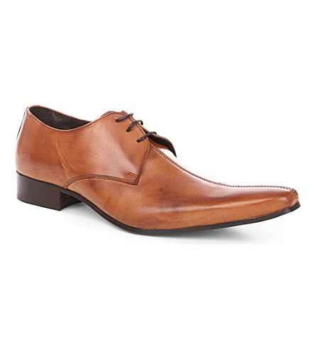 KG KURT GEIGER Windsor Derby shoes (Tan