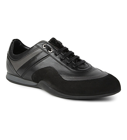 HUGO BOSS Gramio trainers (Black