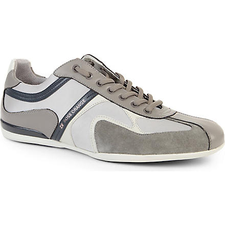 HUGO BOSS Seamon Pro trainers (Grey