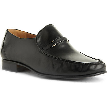 STEMAR Arona loafers (Black