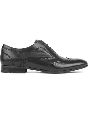 H BY HUDSON Francis brogue shoes