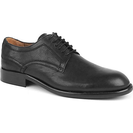 H BY HUDSON Beacon Derby shoes (Black