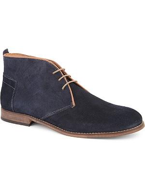 H BY HUDSON Vasa chukka boots