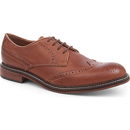 KG BY KURT GEIGER Suffolk brogues (Tan