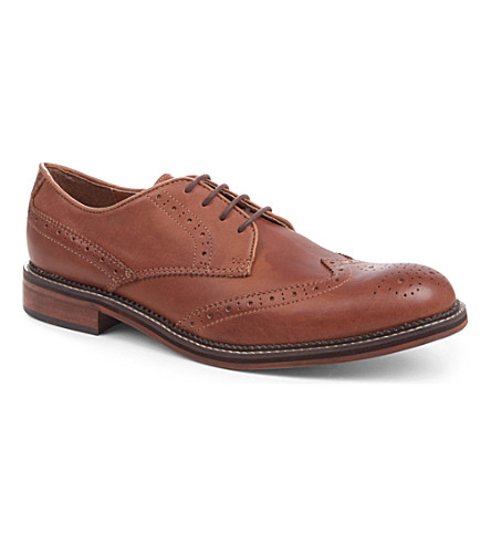 KG KURT GEIGER Suffolk brogues (Tan