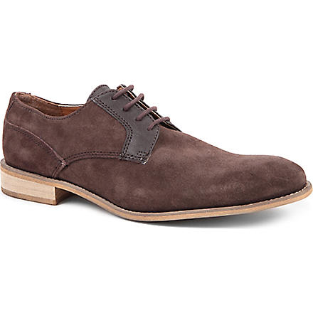 KG BY KURT GEIGER Greengrass Derby shoes (Brown