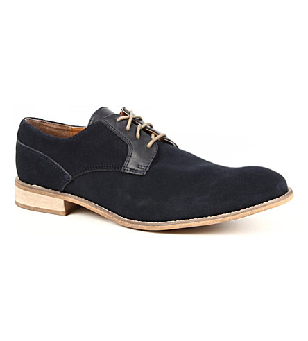 KG KURT GEIGER Greengrass Derby shoes (Navy