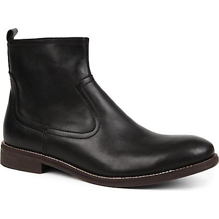 KG KURT GEIGER Kryton Chelsea boots (Black