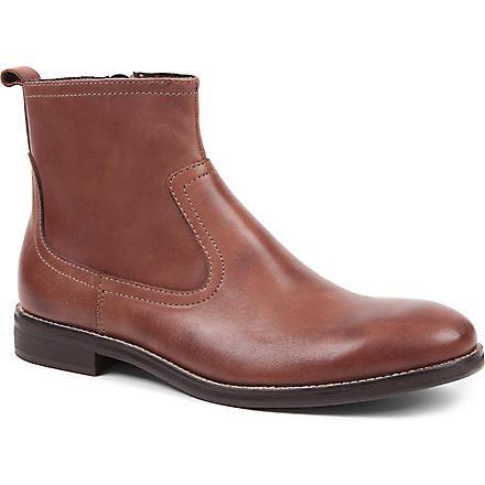 KG KURT GEIGER Kryton Chelsea boots (Brown