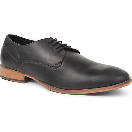 KG KURT GEIGER Preston Derby shoes (Black