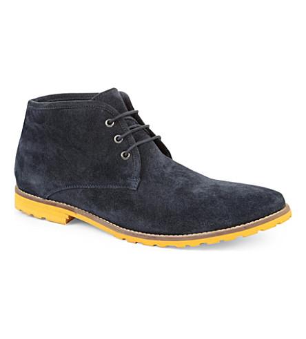 KG KURT GEIGER Caino desert boots (Navy