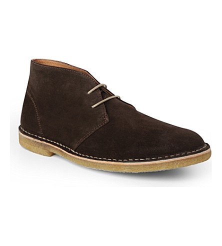 KG KURT GEIGER Burns desert boots (Brown