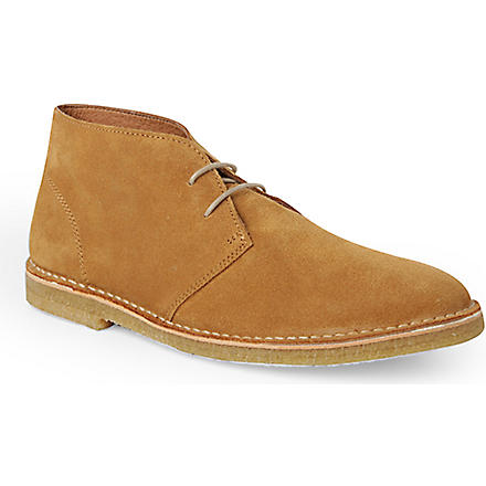 KG KURT GEIGER Burns desert boots (Tan