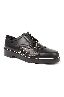 NICHOLAS KIRKWOOD Stud toe-cap Derby shoes
