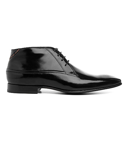 PAUL SMITH Jay chukka boots (Black