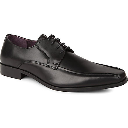 KG BY KURT GEIGER Drew Derby shoes (Black