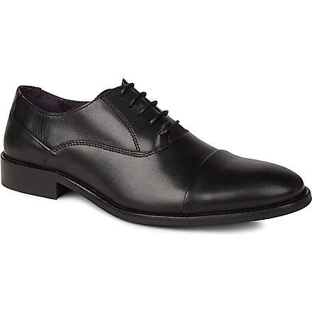 KG BY KURT GEIGER Bert Derby shoes (Black