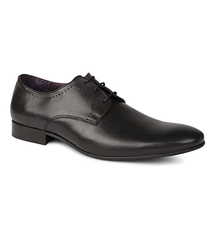 KG KURT GEIGER Joseph Derby shoes (Black