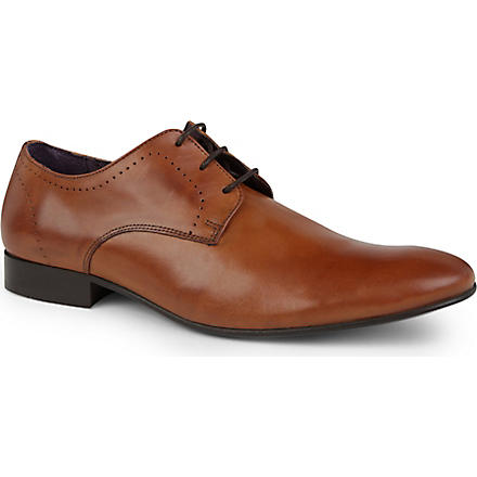 KG BY KURT GEIGER Joseph Derby shoes (Tan