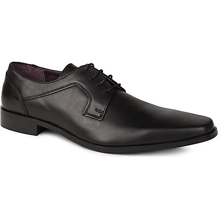 KG BY KURT GEIGER Gareth Derby shoes (Black