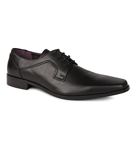 KG KURT GEIGER Gareth Derby shoes (Black