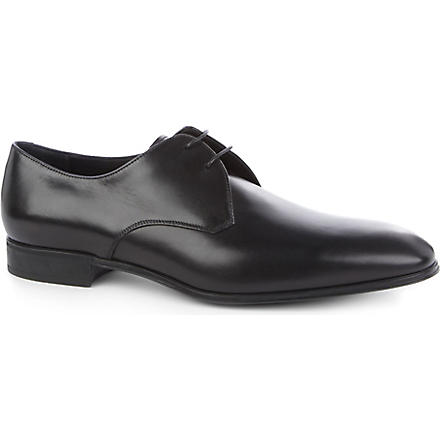 FERRAGAMO Fabulous Derby shoes (Black