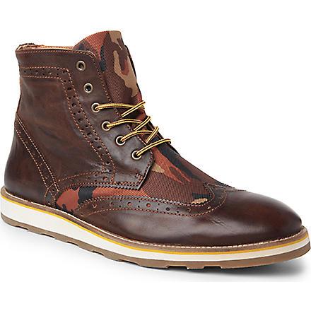 KG KURT GEIGER Howdale boots (Brown