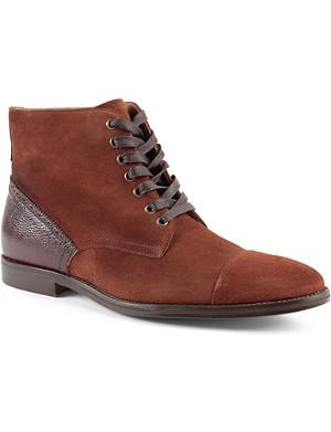 KURT GEIGER Barney ankle boots
