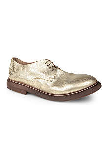 MARSELL Grus needle punch Derby shoes