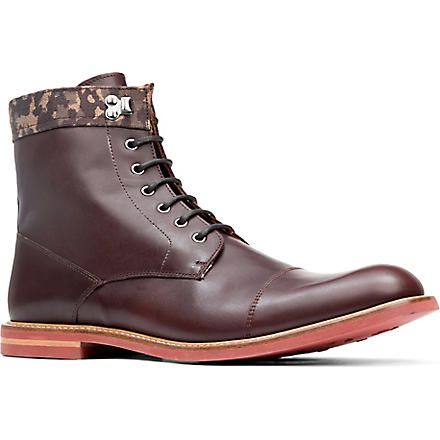 BESPOKEN Richmond ankle boots (Brown