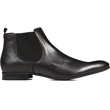 KG KURT GEIGER Brando Chelsea boots (Black