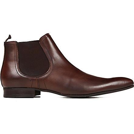 KG KURT GEIGER Brando Chelsea boots (Brown