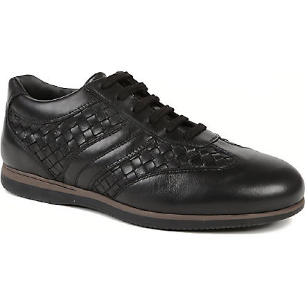 BOTTEGA VENETA Urban lo-pro trainers (Black