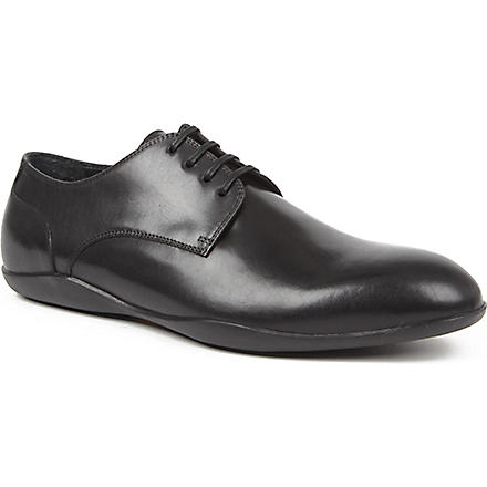 HARRYS OF LONDON Duncan Derby shoes (Black