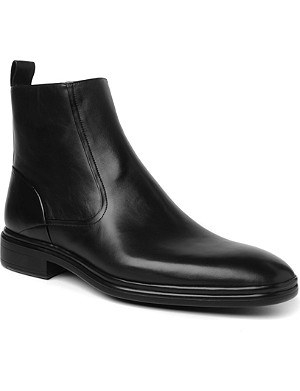 BALLY Newsome zip Chelsea boots
