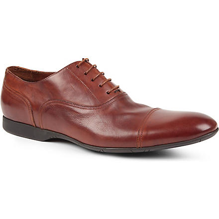 PAUL SMITH Clapton Oxford shoes (Tan