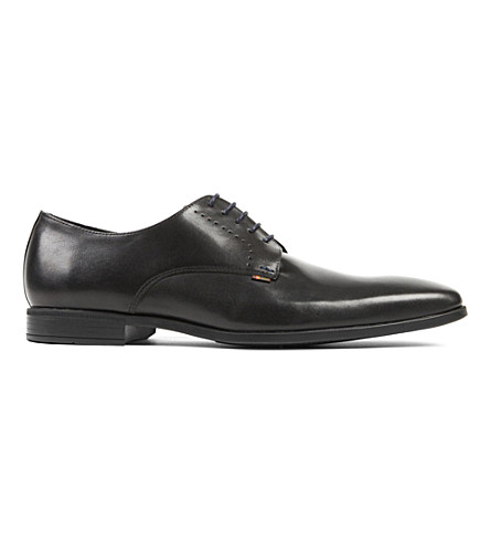 PAUL SMITH Moore Derby shoes (Black