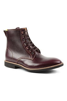 PAUL SMITH Haiti lace-up boots