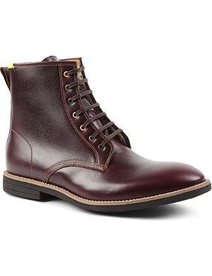 PAUL SMITH Haiti lace-up boots